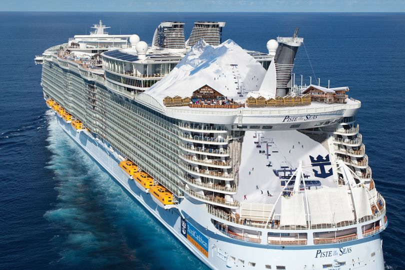 Piste of the Seas